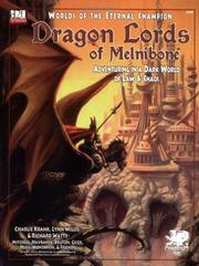 Cover of: Dragon Lords of Melnibone