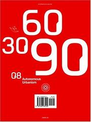 Cover of: 30 60 90 08