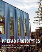 Cover of: Prefab Prototypes