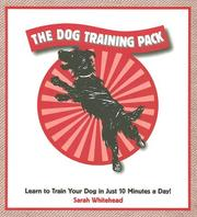 Cover of: The Dog Training Pack