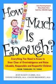 Cover of: How Much Is Enough?