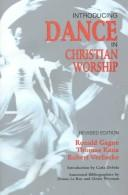 Cover of: Introducing Dance in Christian Worship