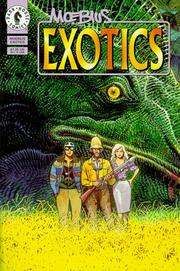 Cover of: The Exotics