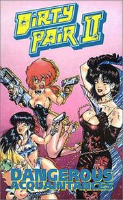 Cover of: Dirty Pair