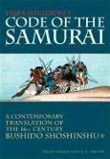 Cover of: Daidoji Yuzan's Code of the Samurai