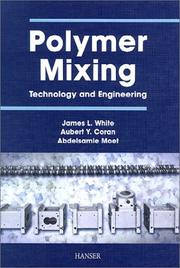 Cover of: Polymer Mixing