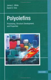 Cover of: Polyolefins