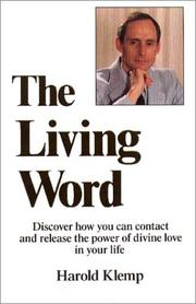 Cover of: The Living Word: Book 1