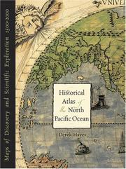 Cover of: Historic Atlas of the North Pacific Ocean