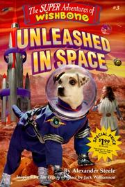 Cover of: Unleashed in Space (Super Adventures of Wishbone)