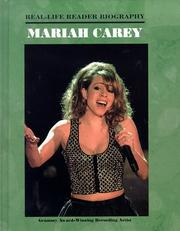 Cover of: Mariah Carey (Real-Life Reader Biography)