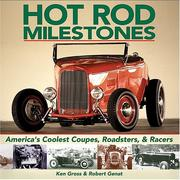 Cover of: Hot Rod Milestones