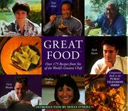 Cover of: Great Food