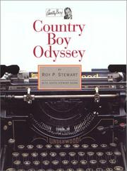 Cover of: Country Boy Odyssey