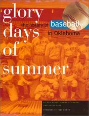 Cover of: Glory Days of Summer
