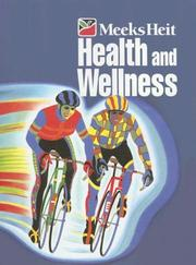 Cover of: Health and Wellness