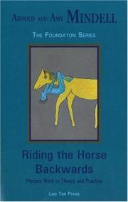 Cover of: Riding the Horse Backwards