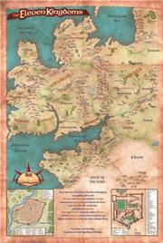 Cover of: The Eleven Kingdoms: A Map of the Deryni World