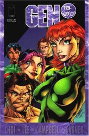 Cover of: Gen 13 Tpb