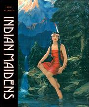 Cover of: Indian Maidens (Artist Archives) (Artist Archieves)