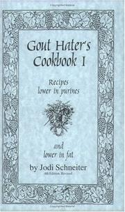 Cover of: Gout Hater's Cookbook I