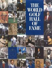 Cover of: The World Golf Hall of Fame