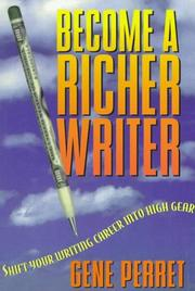 Cover of: Become a Richer Writer