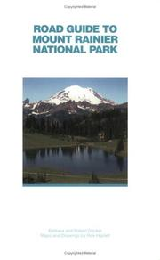 Cover of: Road Guide To Mount Rainier National Park