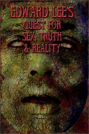 Cover of: Quest for Sex, Truth & Reality