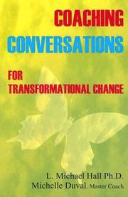 Cover of: Meta-Coaching volume II Coaching Conversations for transformational change