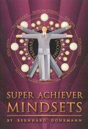 Cover of: Super Achiever Mindsets