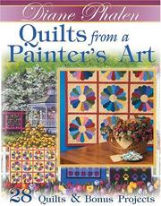 Cover of: Quilts from a Painter's Art