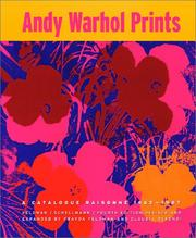 Cover of: Andy Warhol Prints