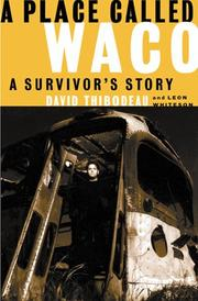 Cover of: A Place Called Waco