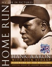 Cover of: Home Run