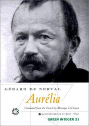 Cover of: Aurelia