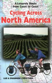 Cover of: Cycling Across North America