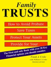 Cover of: Family Trust