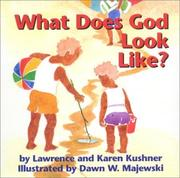 Cover of: What Does God Look Like? (20000)