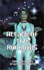 Cover of: Attack of the Rockoids