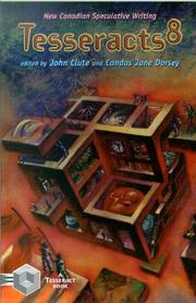 Cover of: Tesseracts 8