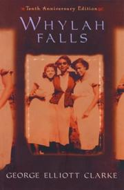 Cover of: Whylah Falls
