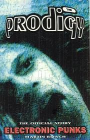 Cover of: The Prodigy-Electronic Punks