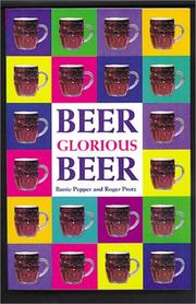 Cover of: Beer Glorious Beer