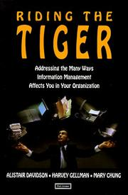 Cover of: Riding the Tiger