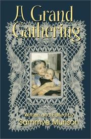 Cover of: A Grand Gathering