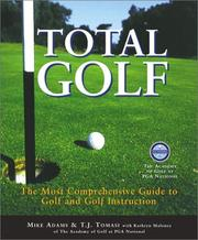 Cover of: Total Golf