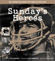 Cover of: Sundays Heroes