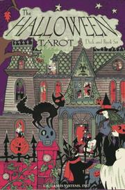 Cover of: The Halloween Tarot Deck and Book Set