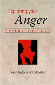 Cover of: Exploring Your Anger
